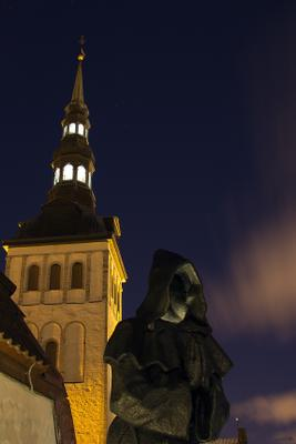 Таллинский монах Таллин Tallinn монах