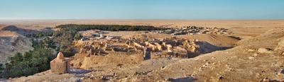 Оазис в Сахаре пустыня, оазис, Сахара, жара, вода, песок, соль