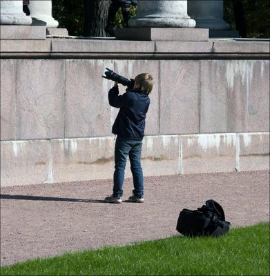 """""""Молодой фотограф"""" Дети, фотограф, ребенок фотографирует, молодой фотограф"""