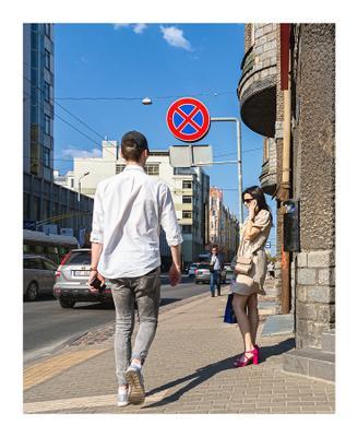 Девушка и город. мобильное фото люди портрет
