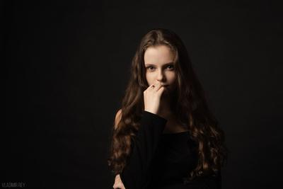 *** девушка портрет