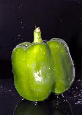 ***Зеленый перчик предметное фото перец еда фудфото