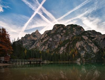 у озера, 5 озеро горы отражения