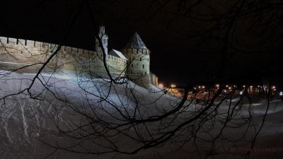 Переплетение эпох Новгород
