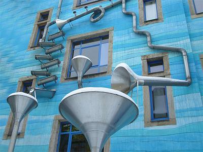 А вы ноктюрн сыграть смогли бы на флейте водосточных труб?... Dresden, Маяковский