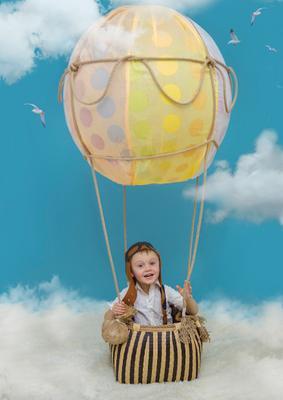 На воздушном шаре ОН