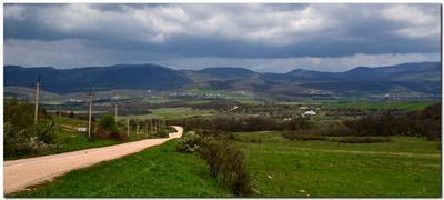 Байдарская долина, Крым байдарская долина