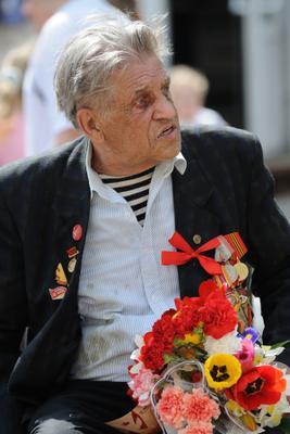 Сильные Духом День Победы 65 лет