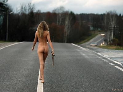 Из прошлого в настоящее или с уверенностью в будущее :-) дорога Валентина пистолет
