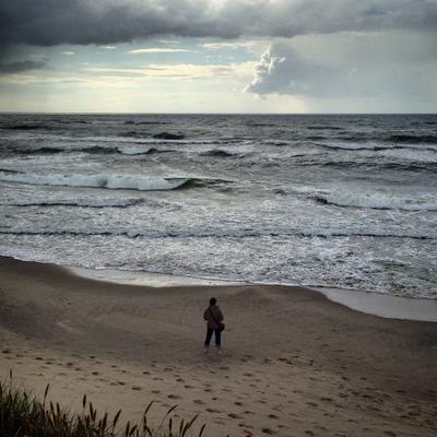 Человек против Стихии. Море природа человек