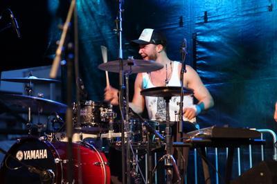 Весёлый барабанщик ExtraSchicht 2012, Trommler, Schlagzeuger