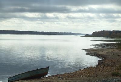 Осенняя Волга путешествие Волга осень