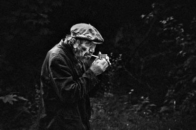 курить...