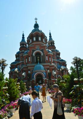 Иркутский собор Иркутск собор Казанской божьей матери