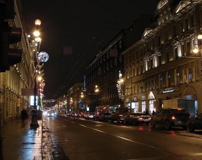 С Новым годом, дорогие Фото Графы и Графини! новогодний Невский