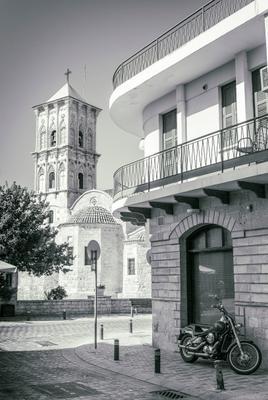 Дыхание Ларнаки Кипр Ларнака Церковь Святого Лазаря