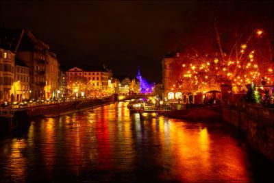 Страсбург рождественский