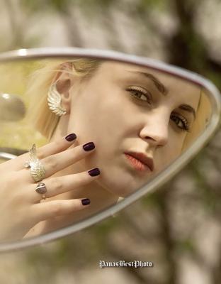 Отражение отражение зеркало