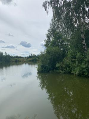 Озеро Бобок