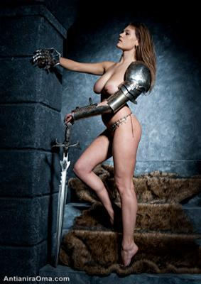 *** амазонка женщина воин проект антианира ома