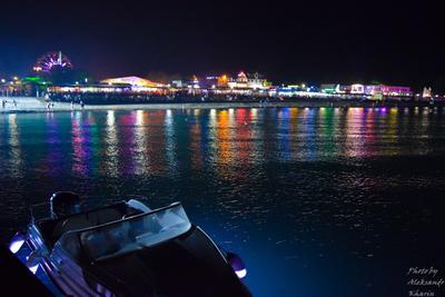 Черное море море черное ночь