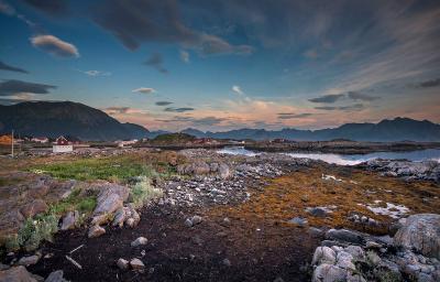 *** Лофотен lofoten Norway ночь Белые ночи