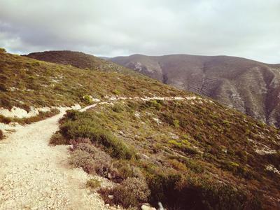The Mountain Path тропинка гора дорога