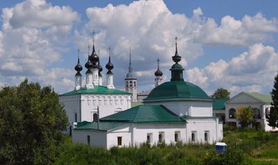 Суздаль Суздаль лето церковь религия