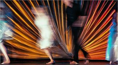 *Норвежский балет босиком* фотография путешествие балет спектакль жанр Фото.Сайт Светлана Мамакина Lihgra Adventure