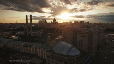 Эпично над Москвой №5