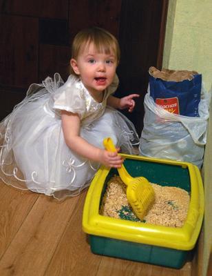 Игра в Золушку принцесса девочка золушка игра совок опилки уборка