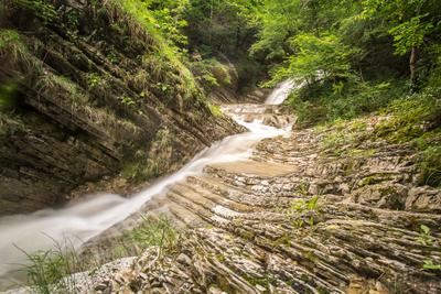 Плесецкий водопад 2 Плесецкий водопад Тхаб Геленджик