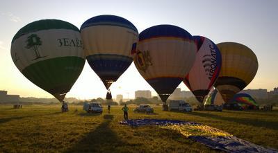 Фестиваль в Рязани воздухоплавание nokia 1020 рязань