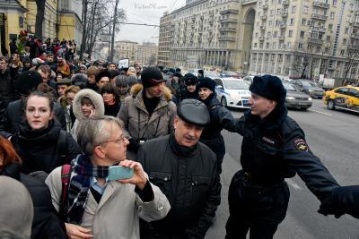 Прощание с Борисом Немцовым Москва убийство Немцова политика люди город полиция