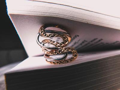 *** книга кольцо