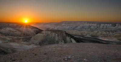 Рассвет в горах рассвет солнце пейзаж горы