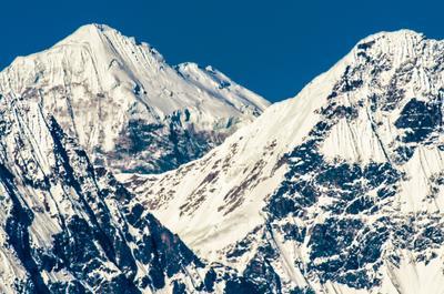 Барунцзе, 7162м Непал, Гималаи, Барунцзе