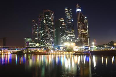 Москва Москва ночь