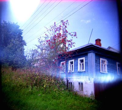 домик Хольга