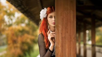 Love Decay redhead schoolgirl alexandr chuprina рыжая школьница александр чуприна