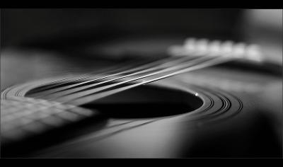 про шесть струн... акустика гитара