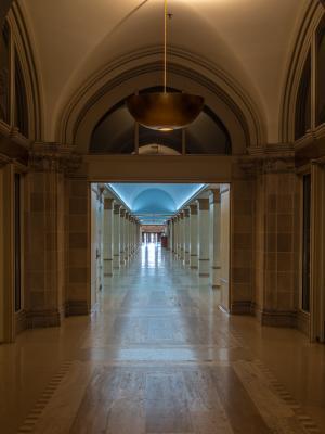 Pathway to paradise McClurg Court Chicago