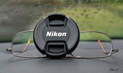 проба пера Nikon