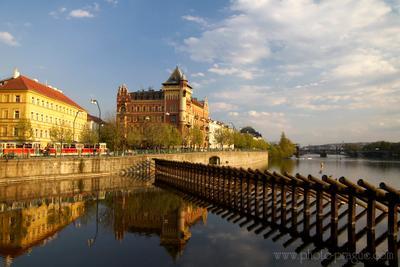 Прага. Набережная Влтавы. Прага, Набережная Влтавы, http://www.photo-prague.com