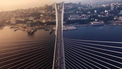 Лучшие аэросъемки Владивостока (видео)
