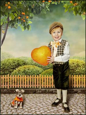 be my Apfelsine ;))