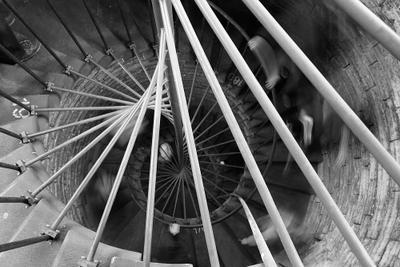 Лестница колонады Исакиевского собора