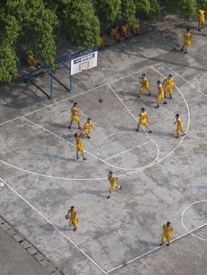 китайский баскетбол китайский баскетбол