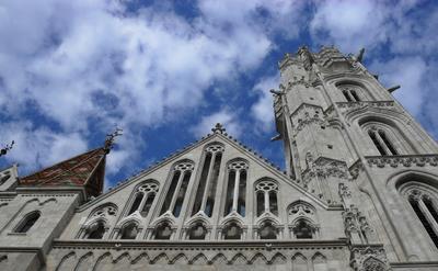Церковь Маттиаса.