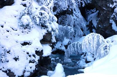 Зимняя сказка. Кавказ зима горы Приэльбрусье